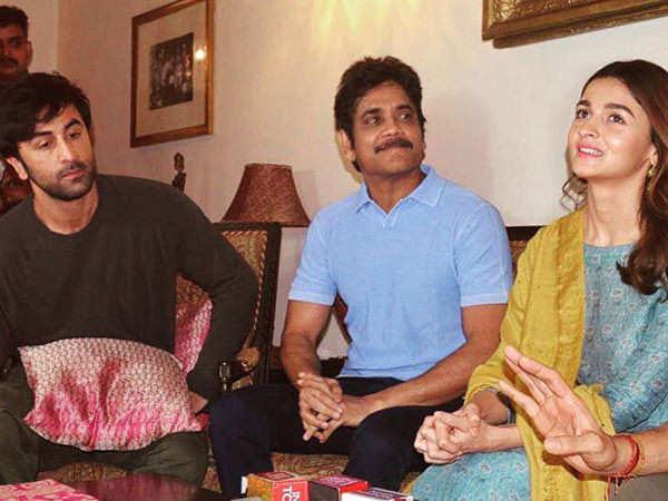 Nagarjuna talks about working with Alia Bhatt and Ranbir Kapoor