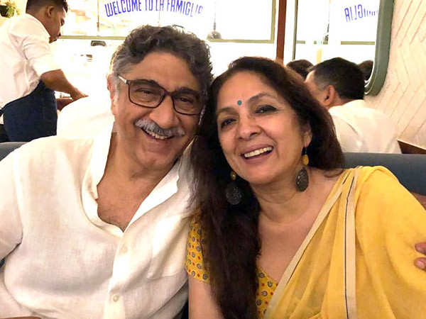 Neena Gupta opens up about life with her husband amidst the lockdown