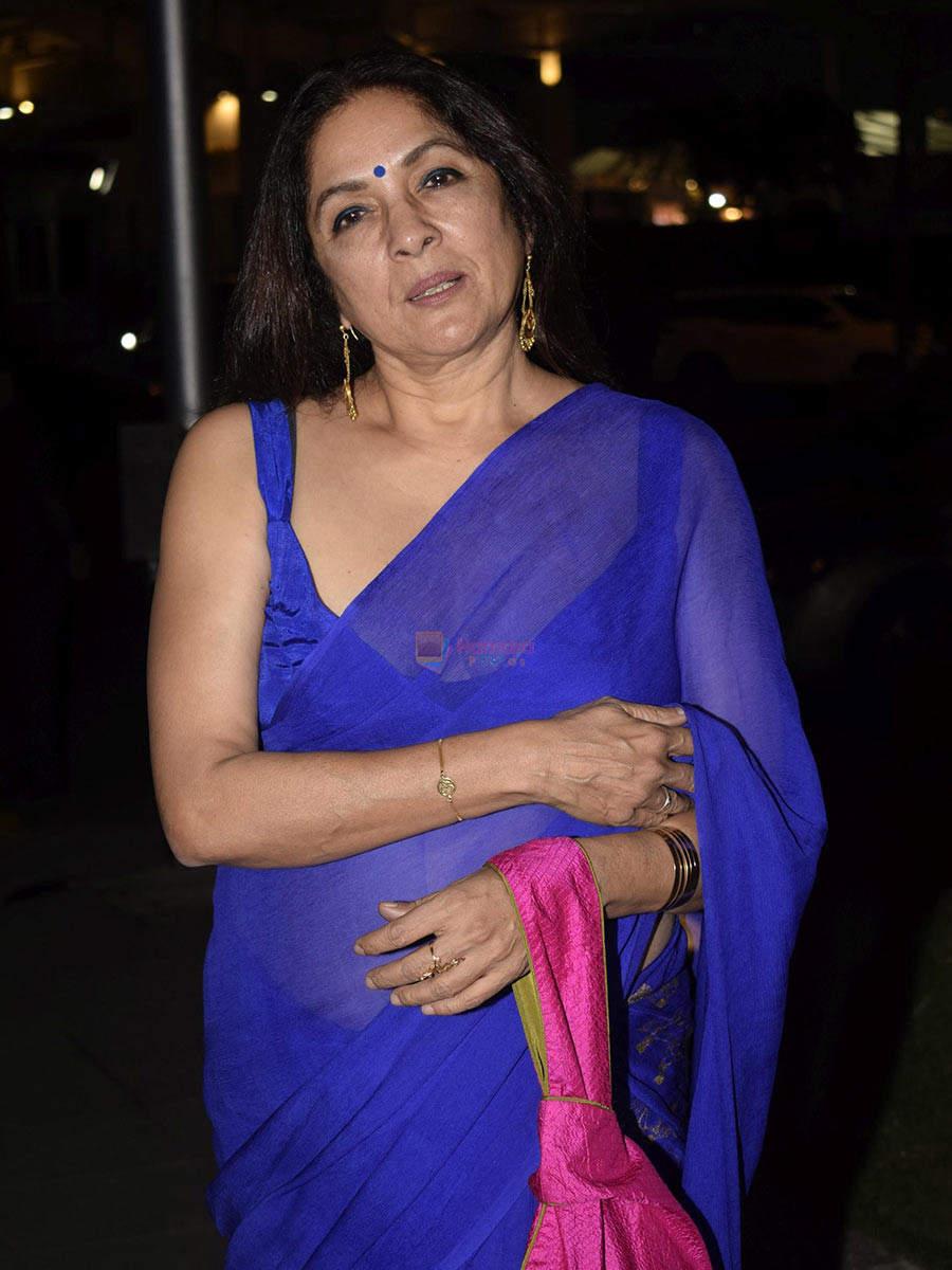 Neena Gupta Amitabh Bachchan