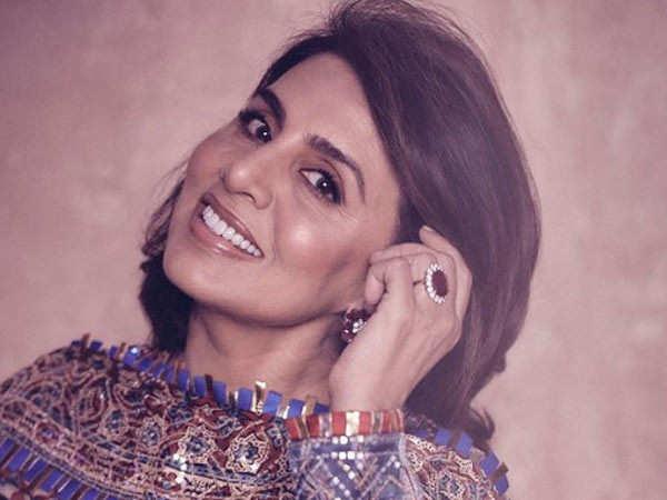 Neetu Kapoor shares a clip from her film Do Kaliyaan