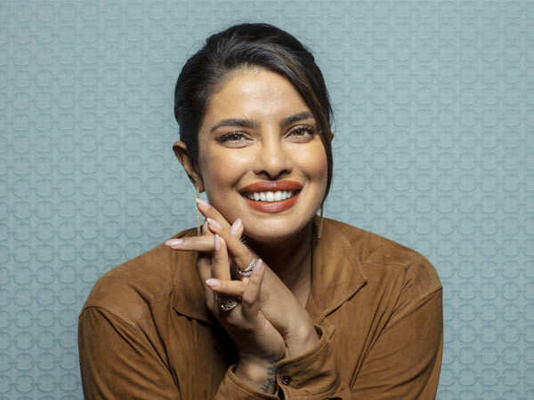 Priyanka Chopra talks about body positivity and finding your confidence