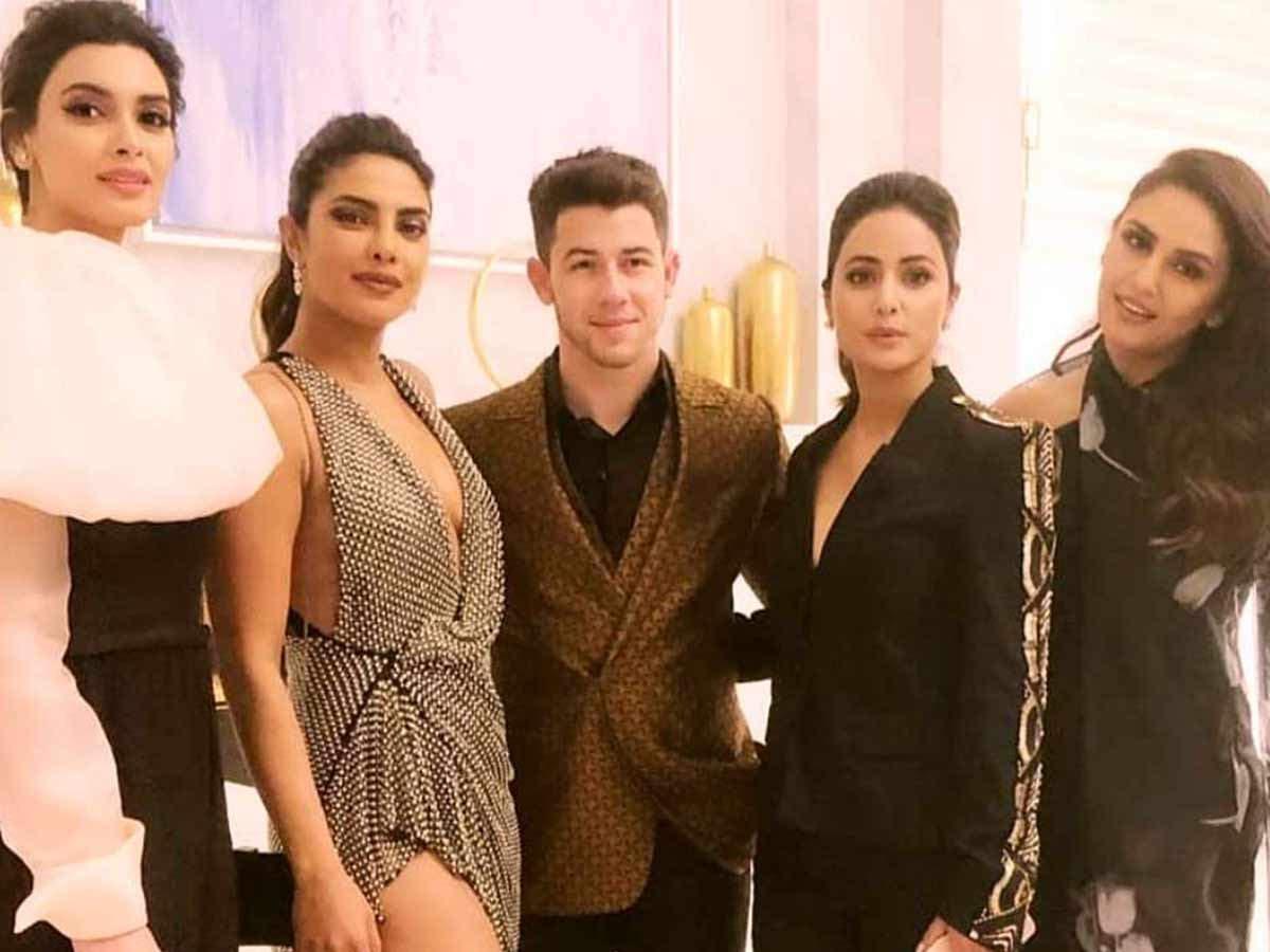 Priyanka Chopra Hina