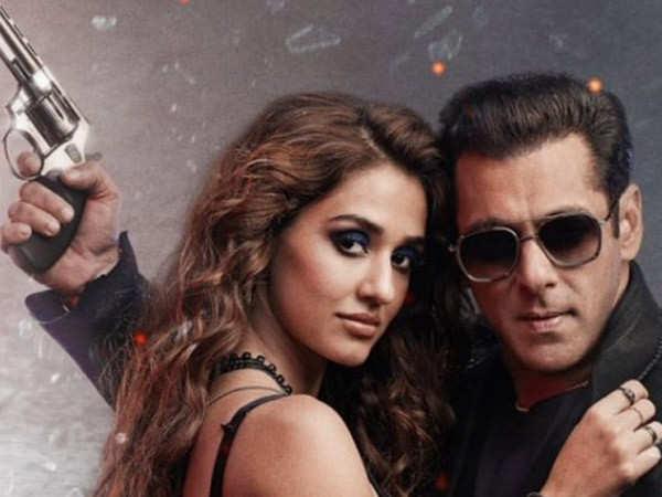 Salman Khan's Radhe rakes in around ₹4.4 crores on first day