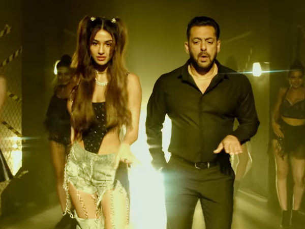 Radhe Title Track: Salman Khan, Disha Patani Dance Amidst A Shower Of Bullets