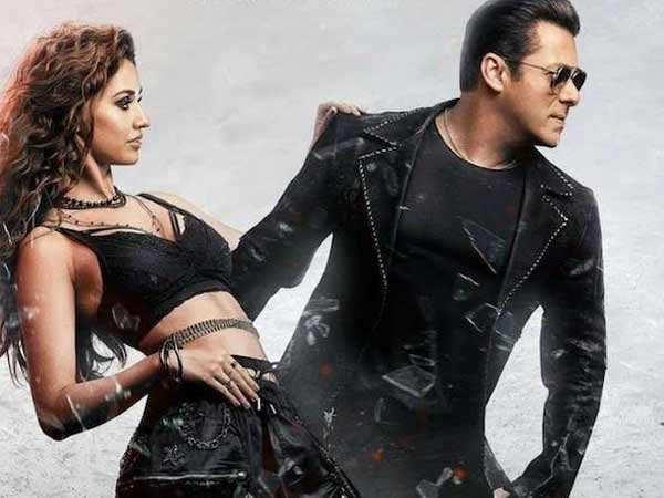 Watch Radhe's second dialogue promo featuring Salman Khan, Disha Patani