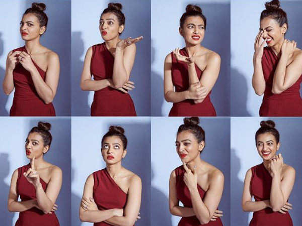 Radhika Apte gets emotional seeing people in pain all around her
