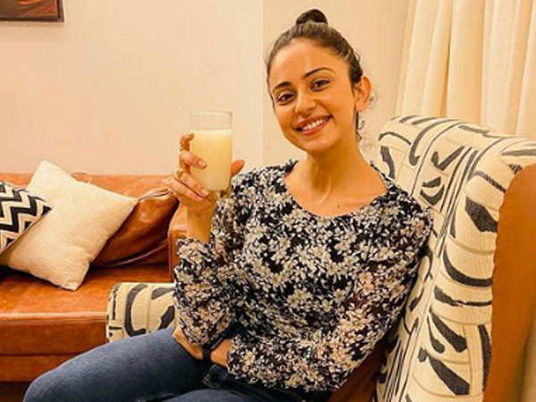 Rakul Preet Singh says Yoga Nidra is great for those recovering from COVID-19