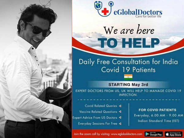 Randeep Hooda shares numbers of doctors from abroad helping Indian patients