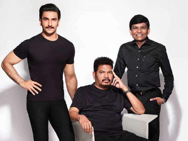 Ranveer Singh to star in Shankar's Anniyan remake