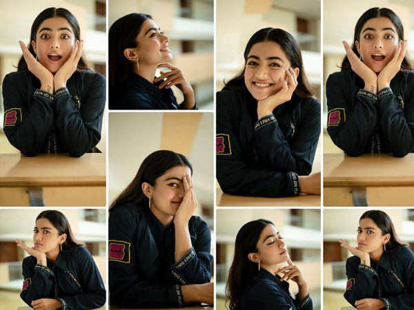 Rashmika Mandanna feels the time is just right for her Bollywood debut