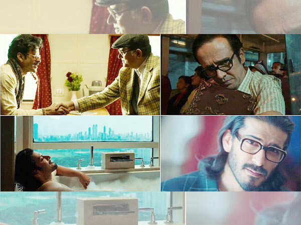 Manoj Bajpayee, Kay Kay Menon, Ali Fazal, Harshvardhan Kapoor and Gajraj Rao star in Ray