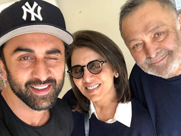 When Rishi Kapoor asked Ranbir Kapoor to travel by a bus