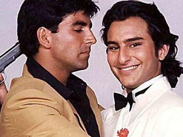 Saif Ali Khan credits Akshay Kumar for helping him make it big in Bollywood