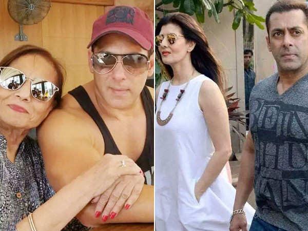 Sangeeta Bijlani Comments On Salman Khan's Mother's Day Post