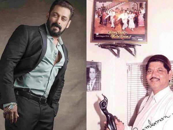 Salman Khan mourns the loss of popular music composer Raam Laxman