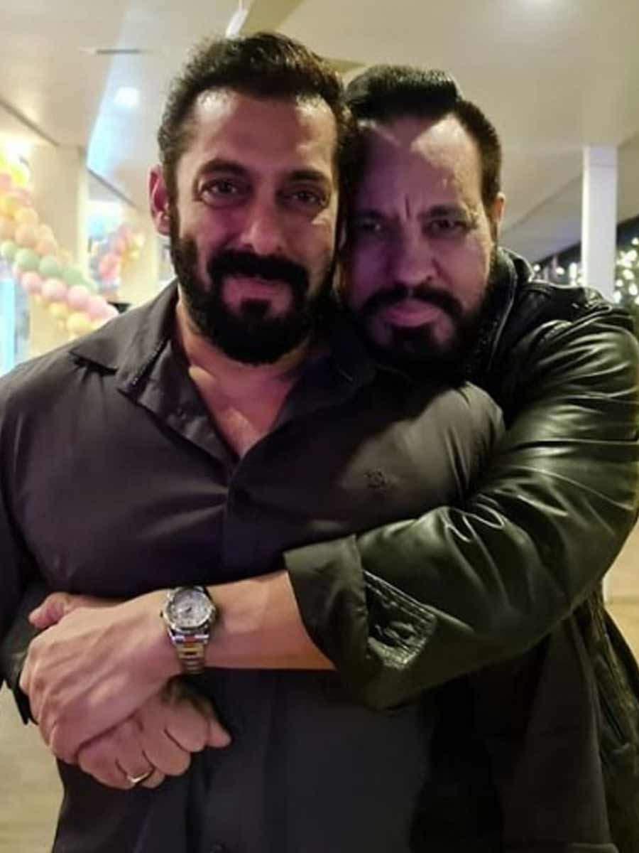 Salman Khan S Bodyguard Shera Reveals When He Met The Star For The First Time Filmfare Com