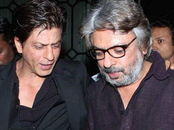Shah Rukh Khan and Sanjay Leela Bhansali in talks for a love story
