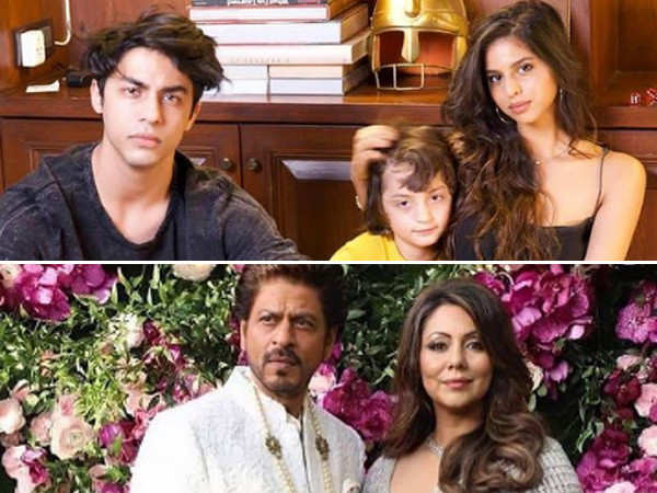 This picture of Shah Rukh Khan's son Aryan Khan is going viral on the internet