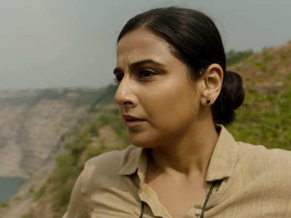 Vidya Balan weaves magic in Sherni teaser - watch video