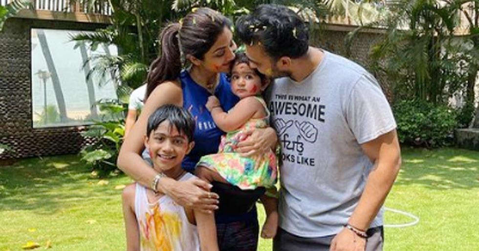 Shilpa Shetty Kundra's family tests positive for COVID-19