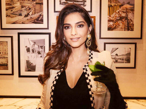 Sonam Kapoor Reports Troll Who Asked Offending Question About Her Eid Wish