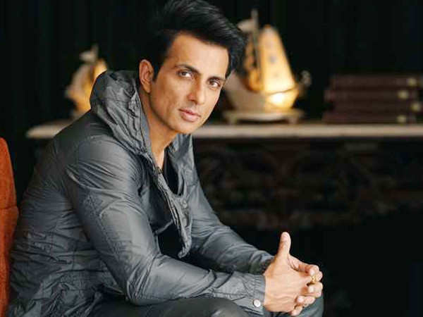 """""""I Am Not Doing What I Am To Make A Name For Myself.""""- Sonu Sood"""
