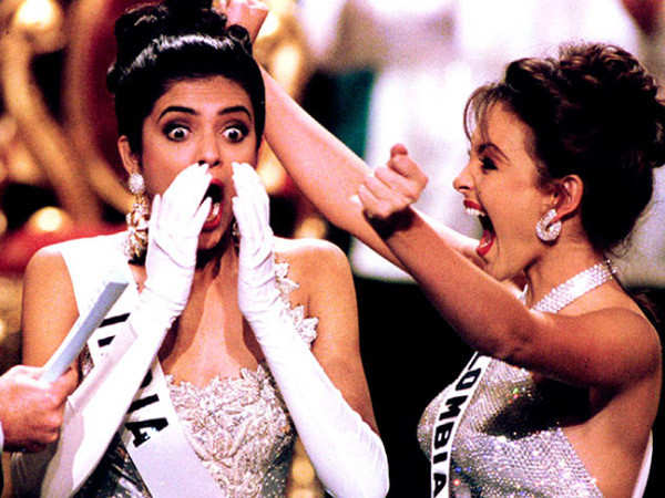 Sushmita Sen pens down an emotional note on the 27th anniversary of her being crowned Miss Universe