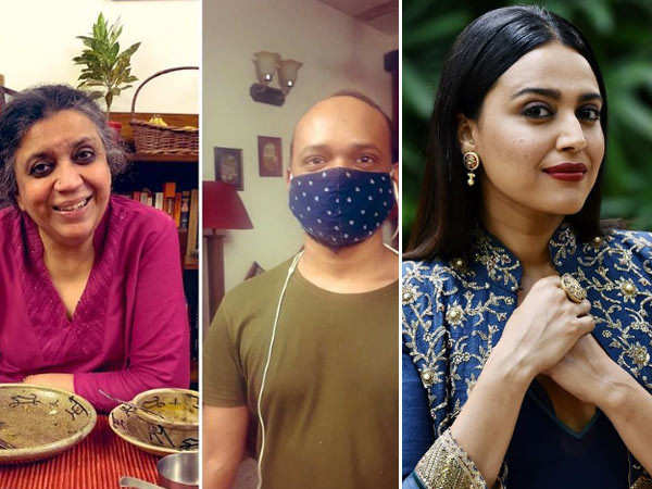 Swara Bhasker gives an update about her mother's health