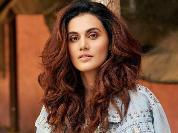 """""""You can only spread light around when you have that light within""""- Taapsee Pannu"""