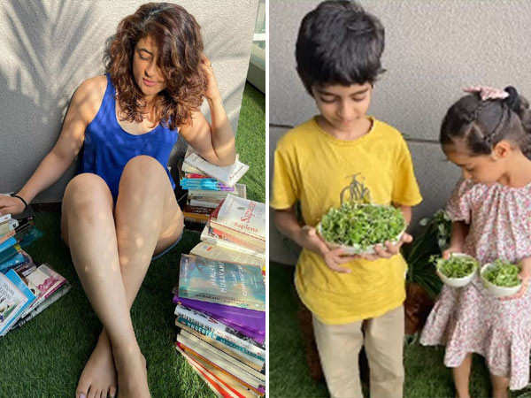 Tahira Kashyap Gives A Glimpse Of Her Homegrown Cultivation