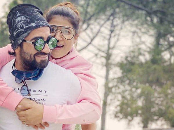 Tahira Kashyap shares a picture of her taken by Ayushmann Khurrana