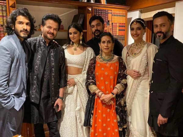 Rhea Kapoor's sweet message for Sonam Kapoor Ahuja and Anand Ahuja on their anniversary
