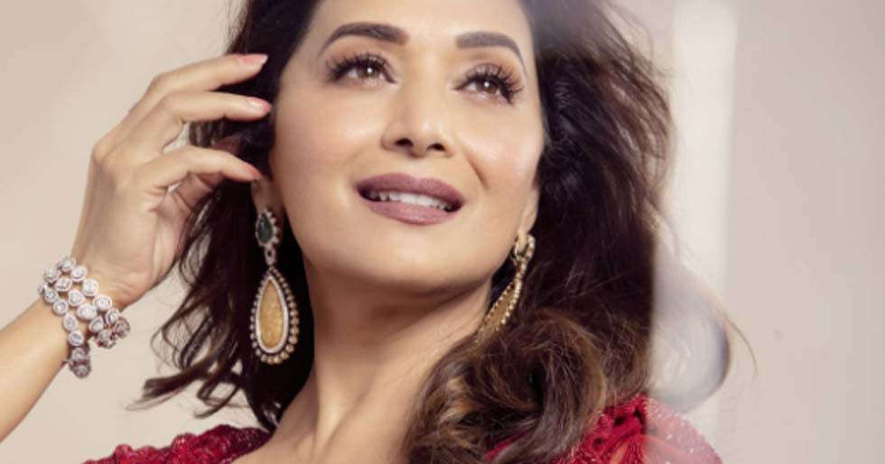 Video: Madhuri Dixit Nene spreads awareness about essentials during the pandemic