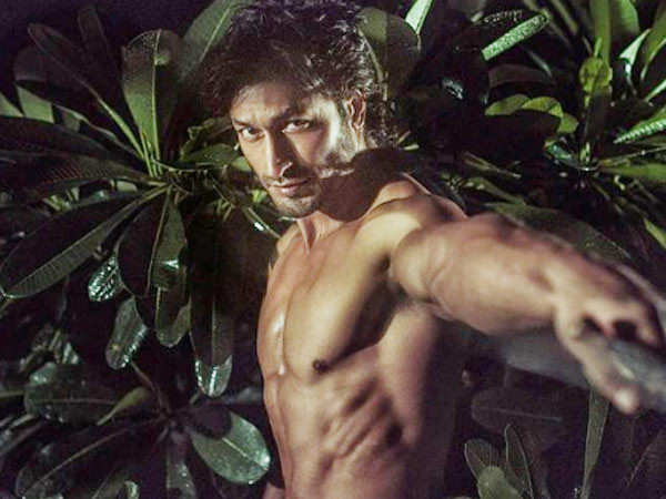 Vidyut Jammwal wants to change the conversation around fitness and beauty