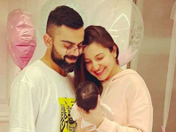 Virat Kohli reveals why he and Anushka Sharma have stopped posting pictures of Vamika