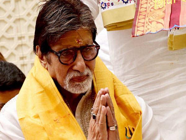 Amitabh Bachchan overwhelmed with the birthday love on social media