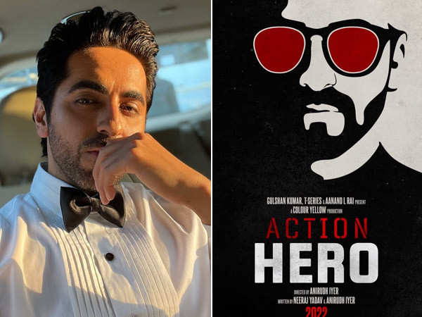 All you need to know about Ayushmann Khurrana's next film titled Action Hero