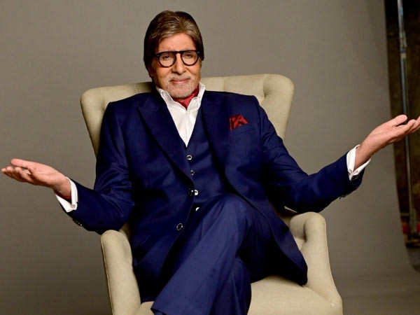 Amitabh Bachchan cancels his contract with a Paan Masala brand