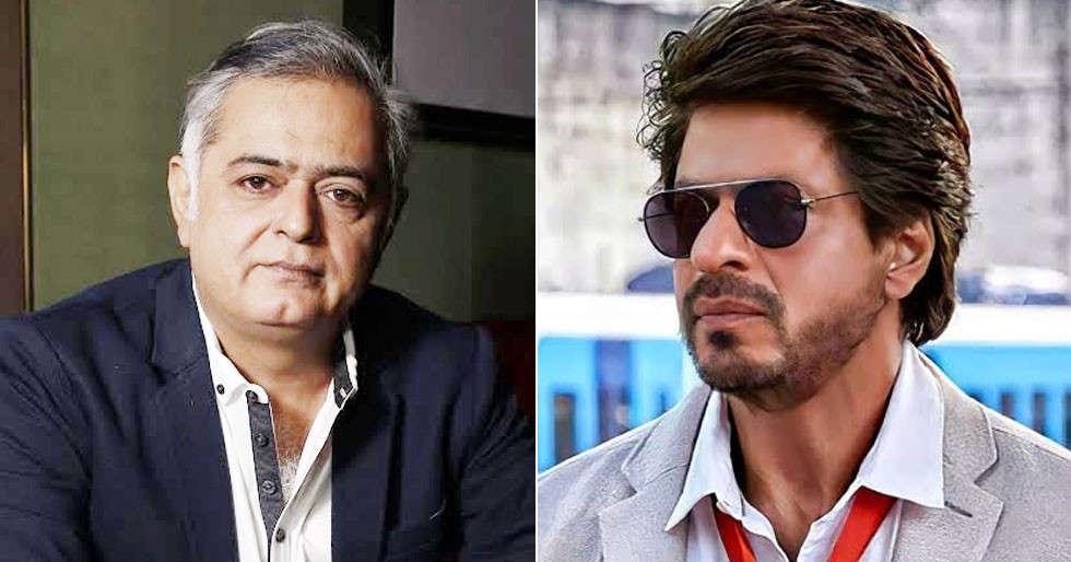 """Hansal Mehta talks about the """"heartless abuse"""" that Shah Rukh Khan is facing"""