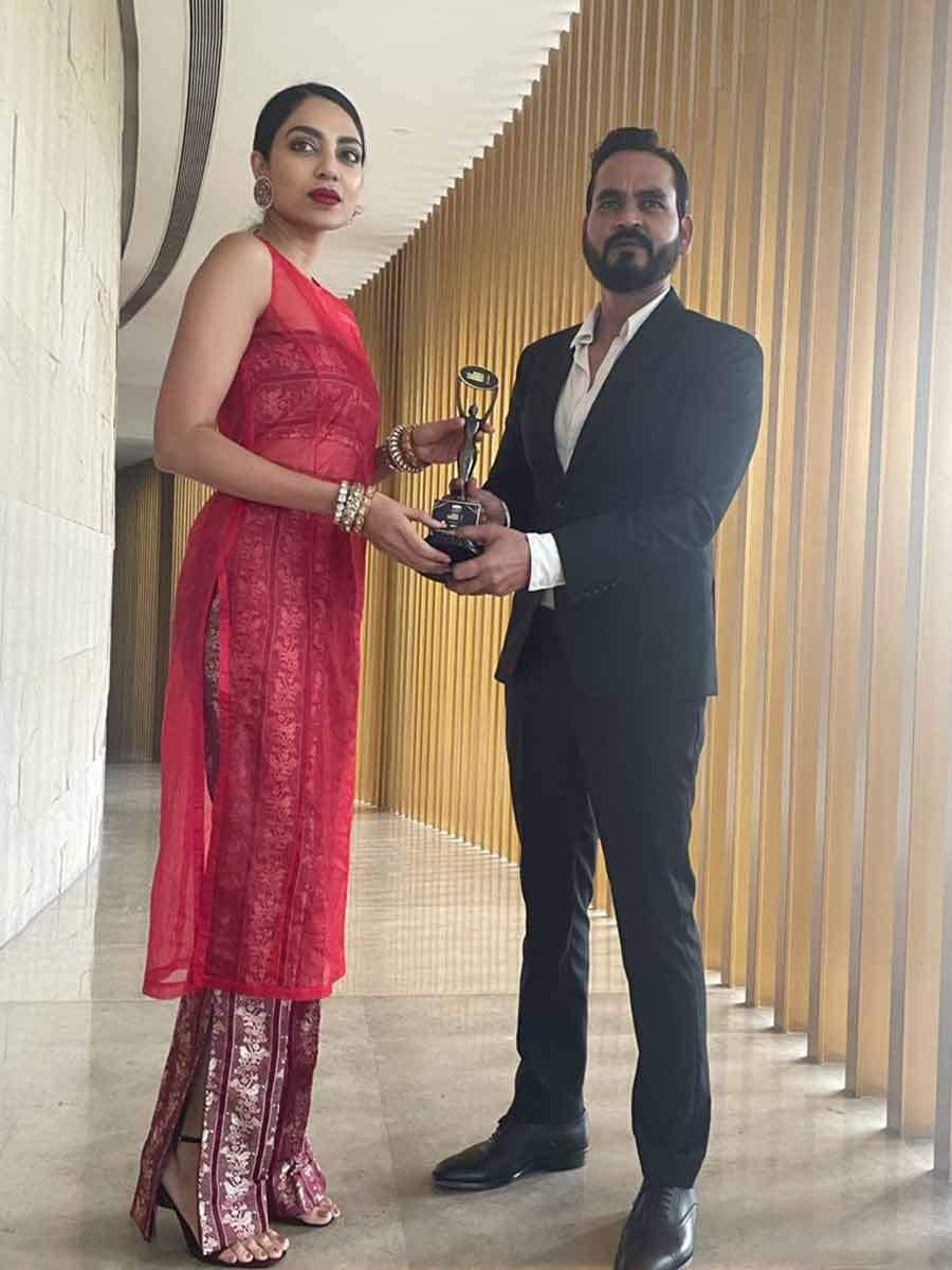 India Fashion Awards a Fashionable Soiree