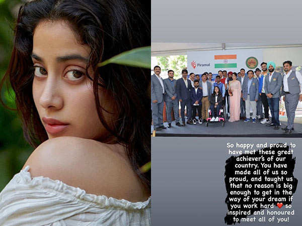 Janhvi Kapoor wants to play Mt Everest climber Arunima Sinha