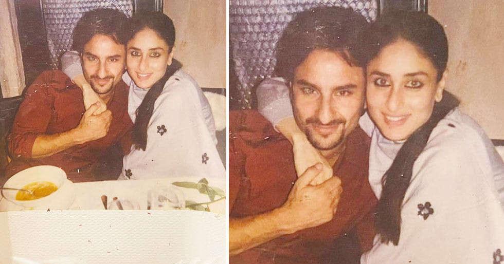 Kareena Kapoor Khan's sweet post on her wedding anniversary