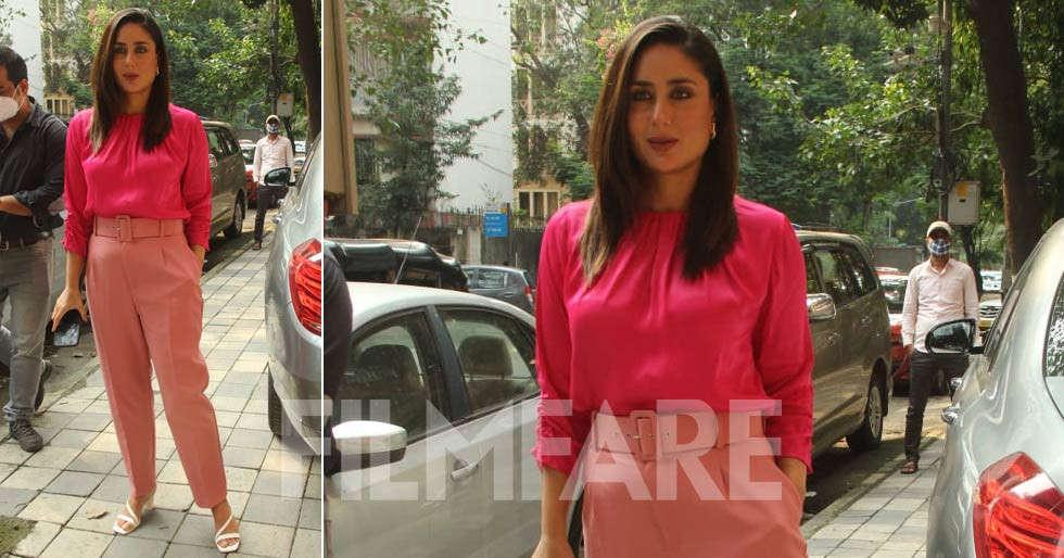 Kareena Kapoor Khan's OOTD is worth taking a look at