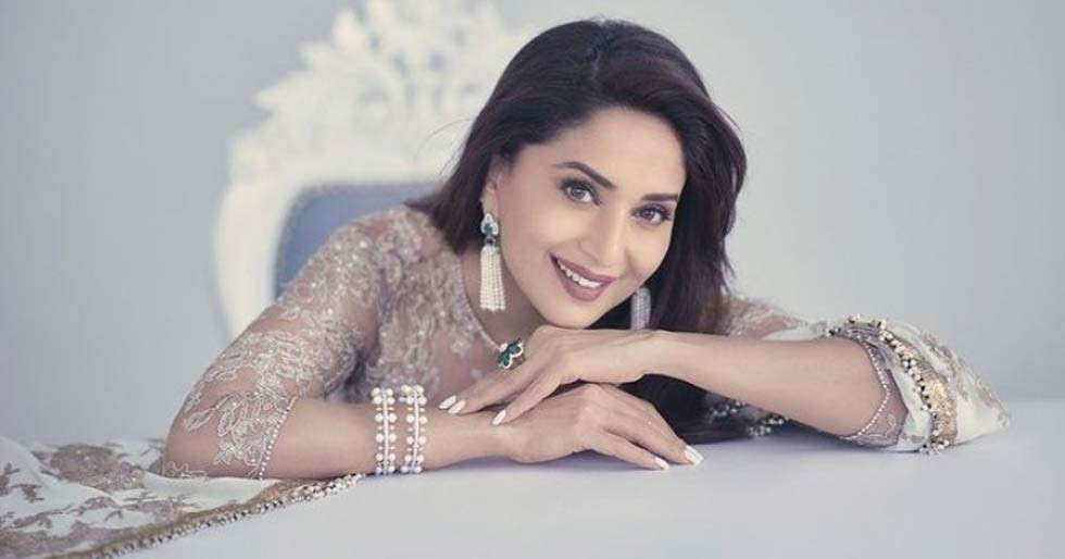 Madhuri Dixit Nene has some cool Monday thoughts