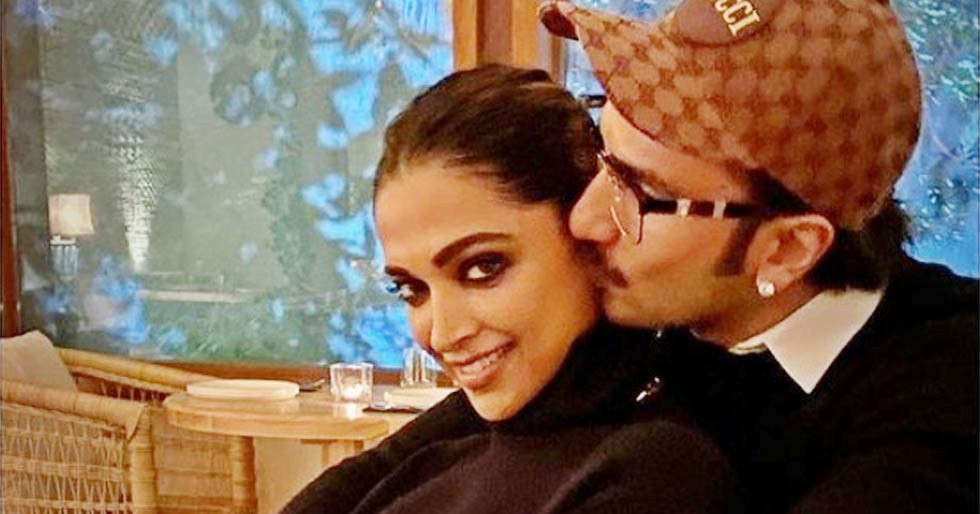 Ranveer Singh has something to share from his first wedding anniversary