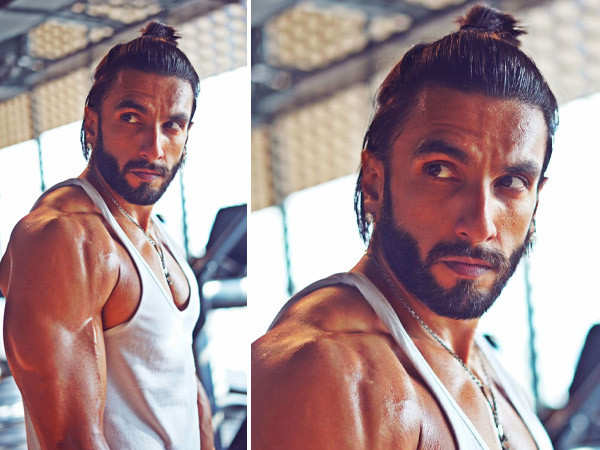 Does Ranveer Singh caption hints towards his stance on nepotism?