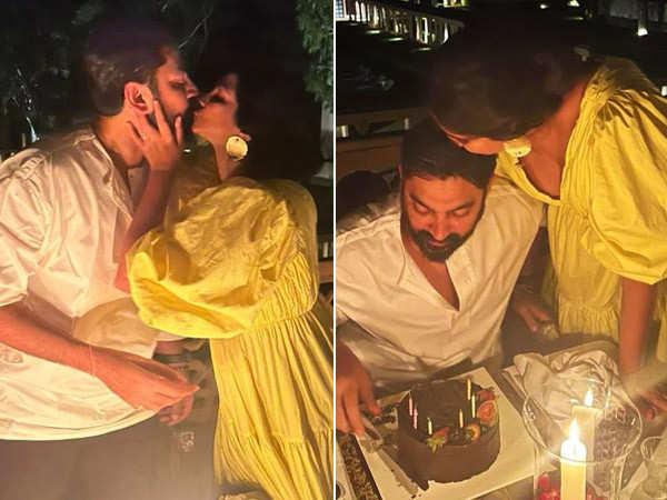 Rhea Kapoor wishes husband Karan Boolani in a special way