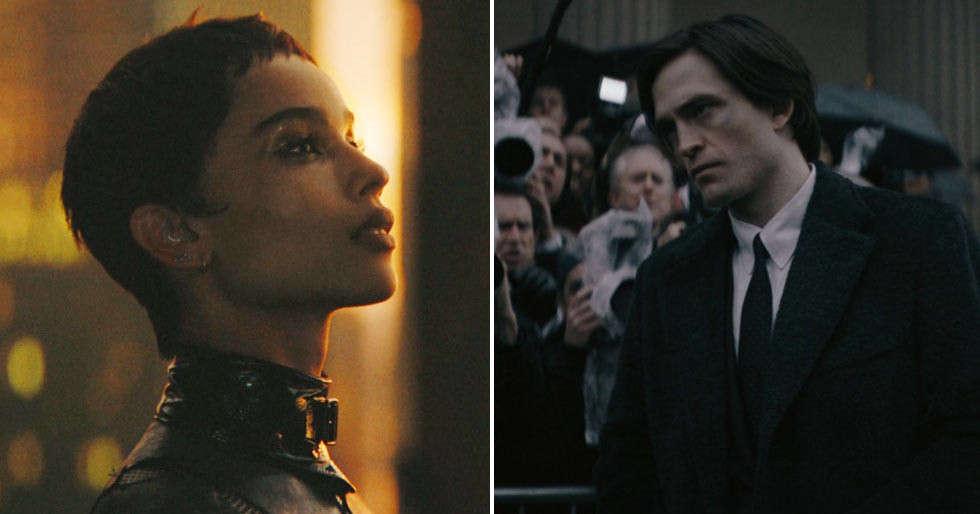 Robert Pattinson, Zoe Kravitz's Batman trailer is dark and violent – WATCH