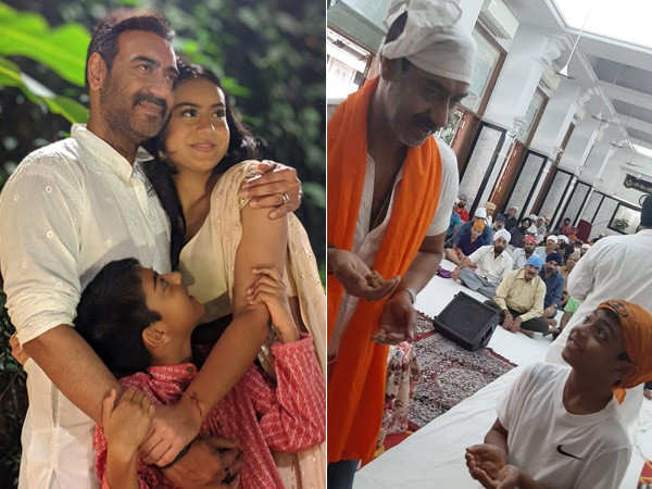 Ajay Devgn wishes son Yug a very happy birthday in a special way