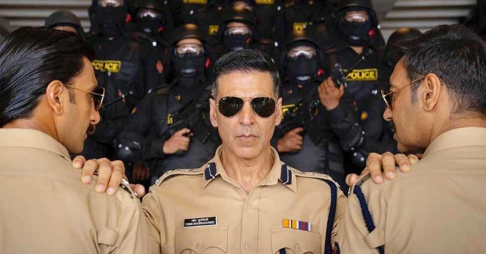 IPS officer points out an error in Sooryavanshi BTS Akshay Kumar replies